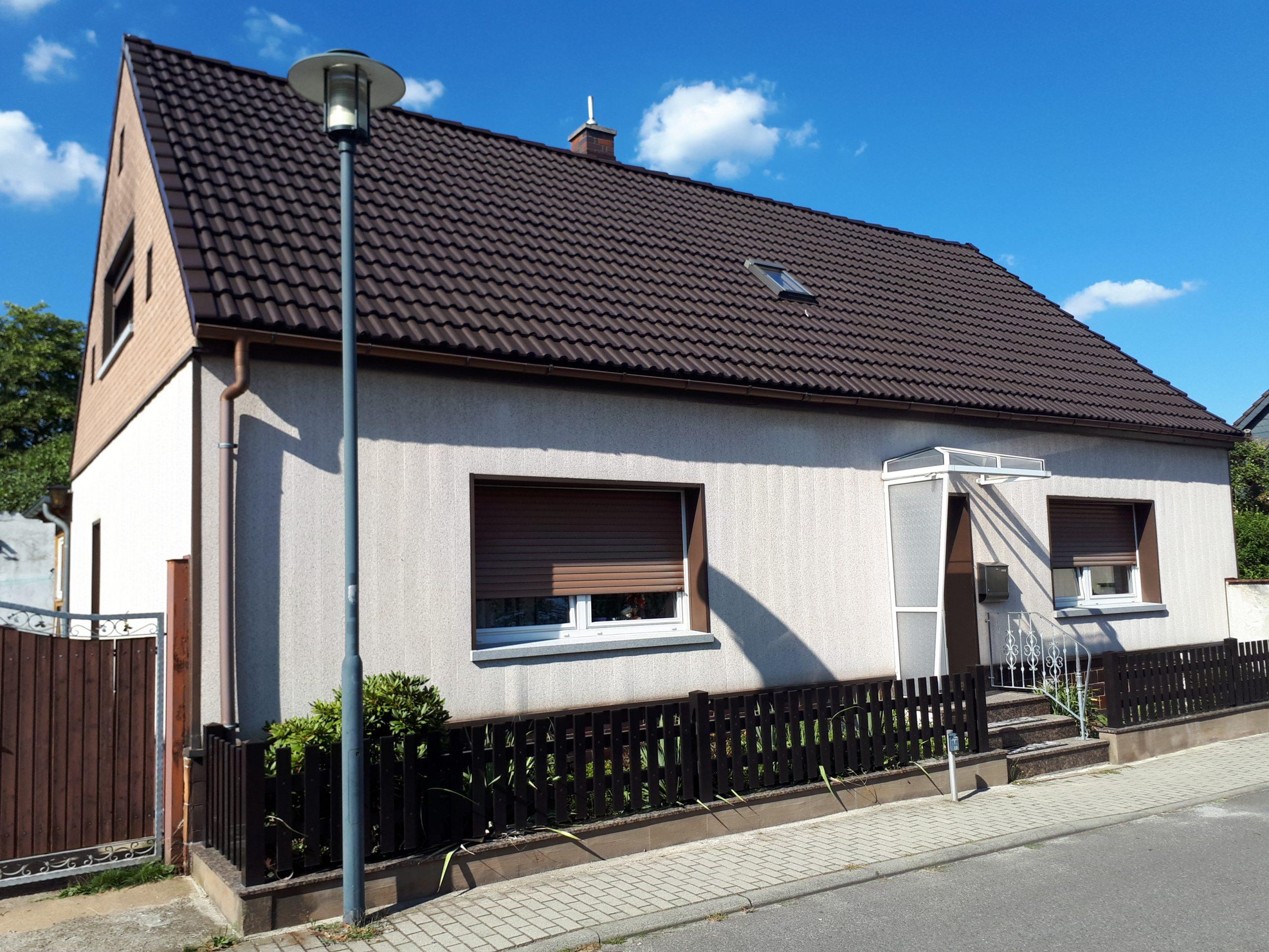 Schönes Einfamilienhaus in Lauchhammer